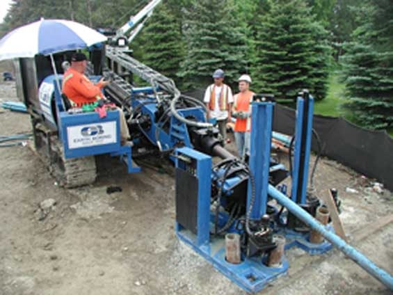 Visit our Directional Drilling Project Gallery